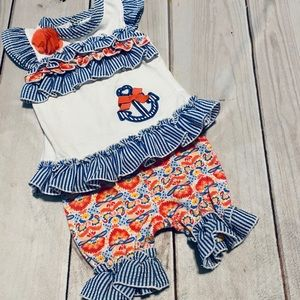 Beachy Floral Outfit
